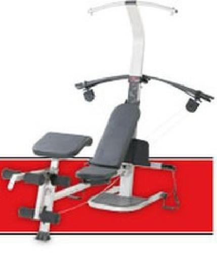 Weider crossbow crossbar max home gym system for sale in