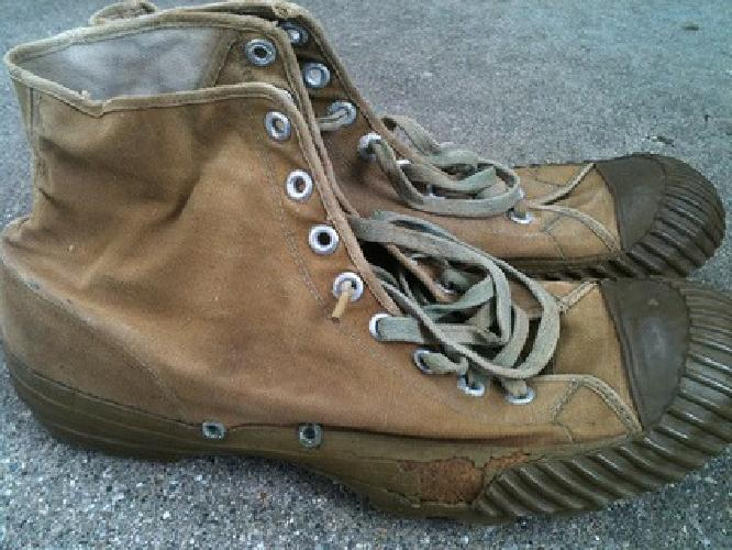 $250 WWII vintage surplus Converse hi tops for sale in
