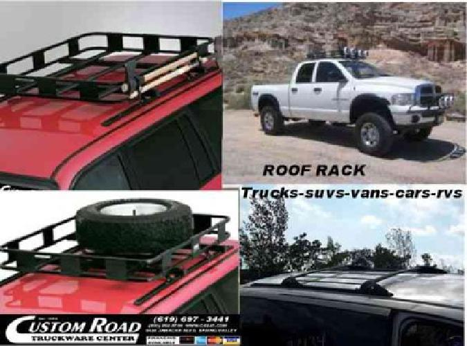 250 Yakima Rack For A Truck With A Camper Shell Or Most