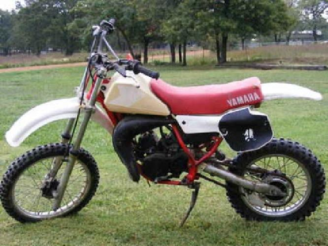 Dirt Bikes Yamaha For Sale Yamaha cc Dirt Bike