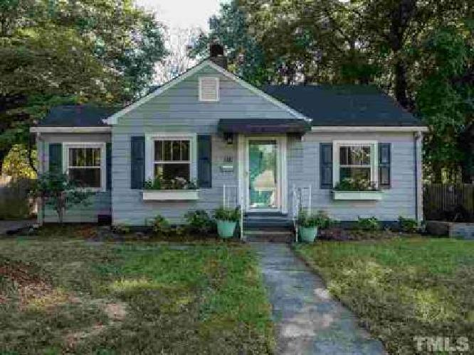 2514 Banner Street Durham Two BR, Move-in ready 1947 home with