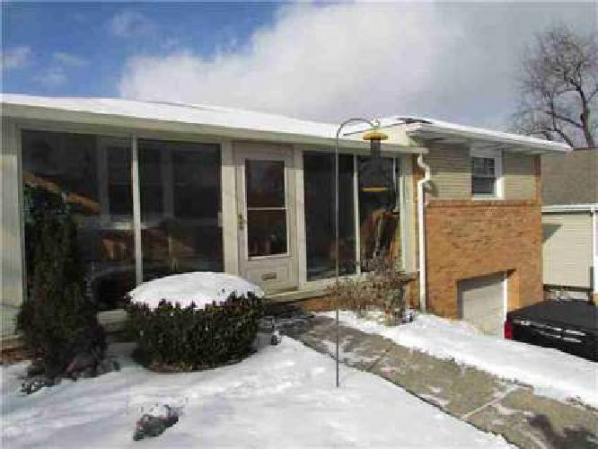 253 Hornaday Carrick, great brick 2/Three BR home with one