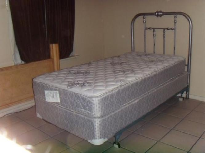 255 obo barely used twin bed set for sale in houston texas classified. Black Bedroom Furniture Sets. Home Design Ideas
