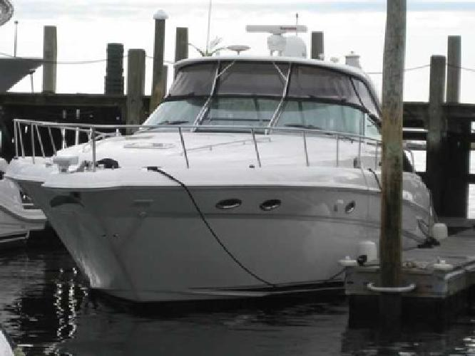 $259,000 2002 Sea Ray 46 SUNDANCER
