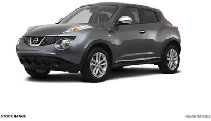 $25,150 2012 Nissan Juke SV