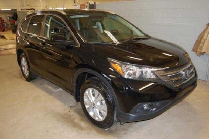 $25,303 2012 Honda CR-V EX-L