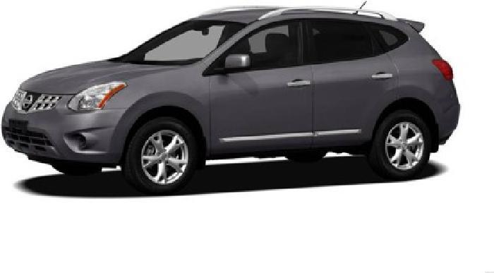 $25,305 2012 Nissan Rogue S