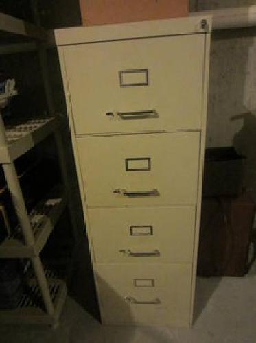 $25 4 Drawer File Cabinet