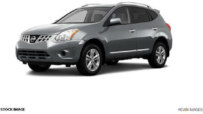 $25,780 2012 Nissan Rogue S