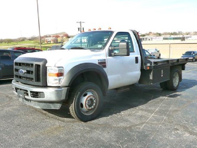 ... 4X4 Diesel 11' Flatbed Truck For Sale 69K MI in Dallas, Texas For Sale