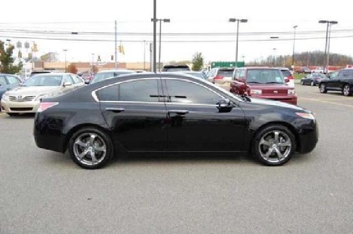 $25,903 2010 Acura TL SH-AWD