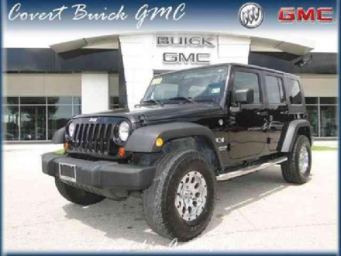 25 988 2009 jeep wrangler unlimited x for sale in austin texas classified. Black Bedroom Furniture Sets. Home Design Ideas