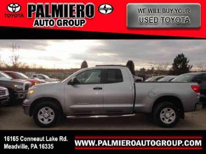 $25,998 2011 Toyota Tundra 4WD Truck Grade