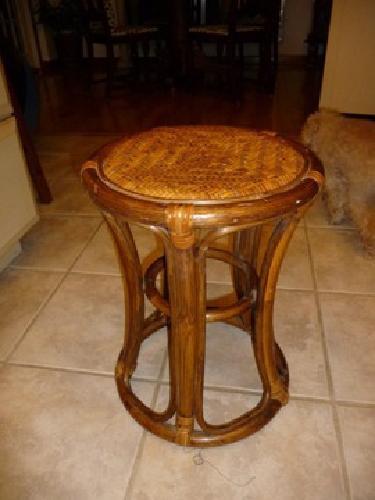 $25 Bamboo stool