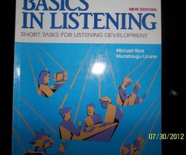 $25 Basics In Listening (New Edition)