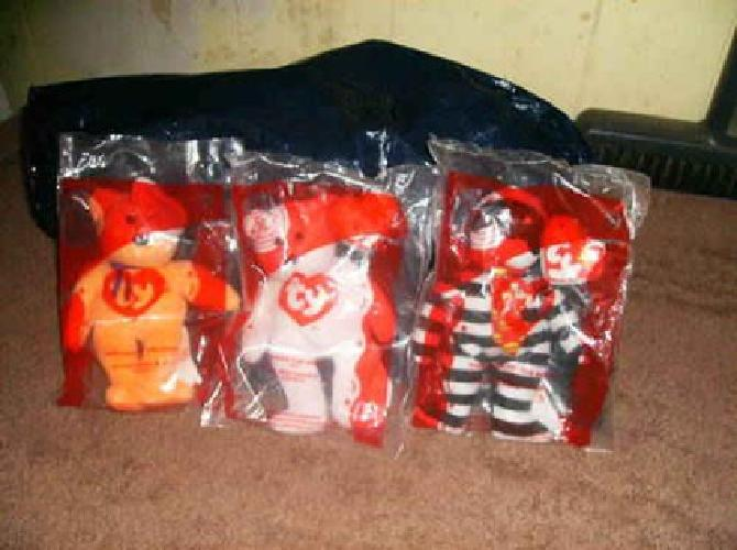 $25 Beanie Baby Collectibles-1998, 1999, 2004, and 2009 Collections
