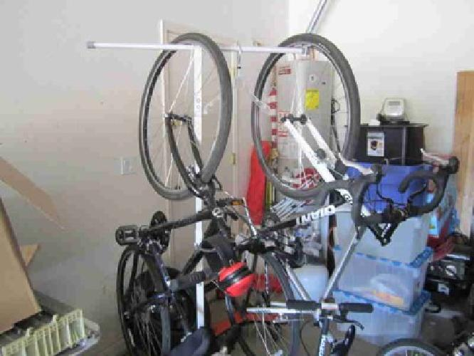 ... holds 4 hanging bikes (ChandlerGilbert) in Phoenix, Arizona For Sale