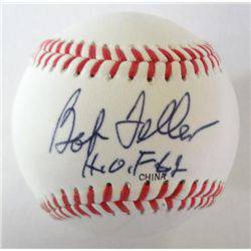 $25 Bob Feller Autographed Baseball