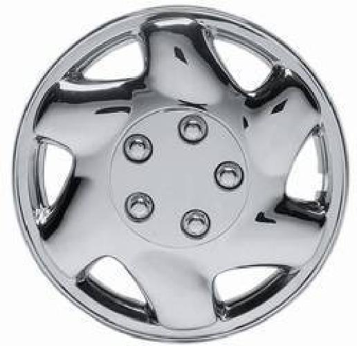 $25 Chrome Style Hubcap covers - 14, 15 or 16 inch, set of 4, NIB