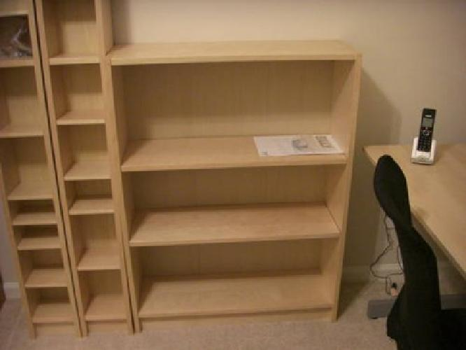 25 ikea blonde billy bookcase bookshelf moving may 13 for Ikea katy texas
