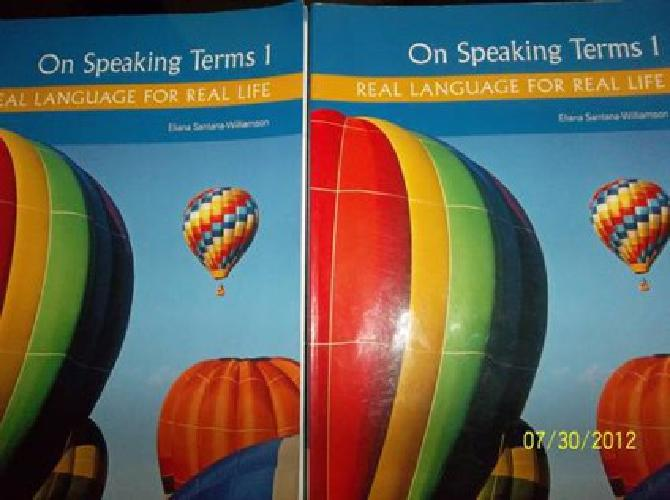 $25 On Speaking Terms 1 Real Language for Real Life