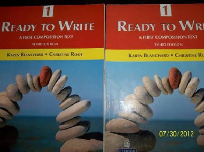 $25 Ready To Write (Third Edition)
