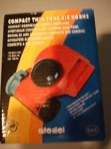 $25 Super Loud Compact 12V 145db Stebel air horn New In Box