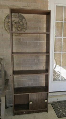 $25 wooden book shelves