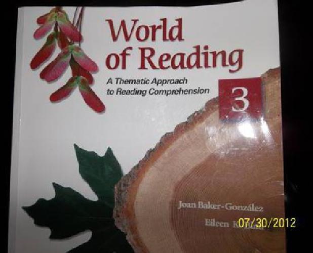 $25 World Of Reading 3