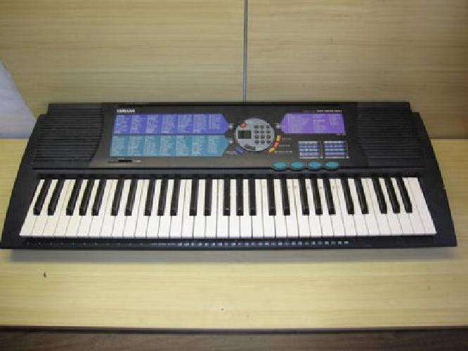 25 yamaha psr 185 electronic keyboard piano for sale in for Yamaha of pasadena