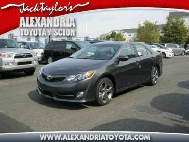 26 125 2014 toyota camry se sport for sale in alexandria virginia classified. Black Bedroom Furniture Sets. Home Design Ideas