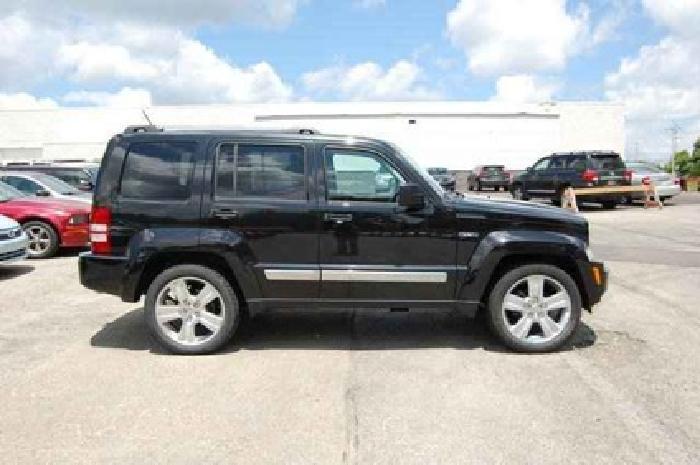 $26,303 2012 Jeep Liberty Limited Jet