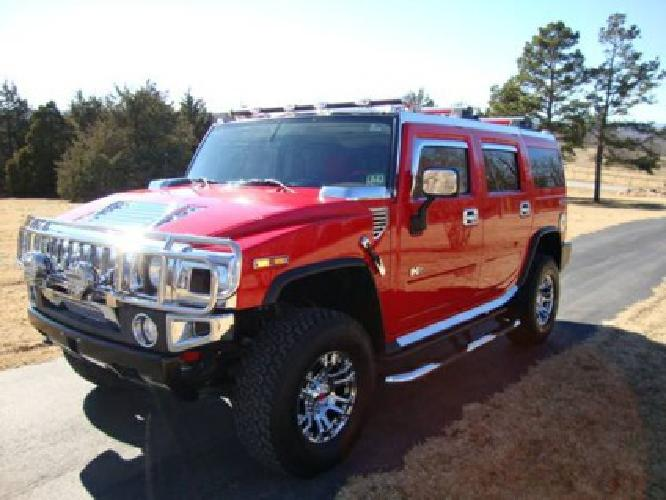 $26,500 OBO Hummer H2