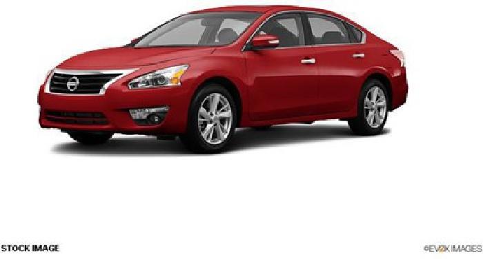 $26,560 2013 Nissan Altima 2.5