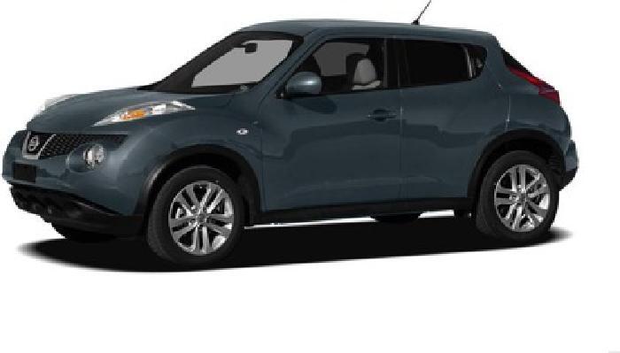$26,860 2012 Nissan Juke SL