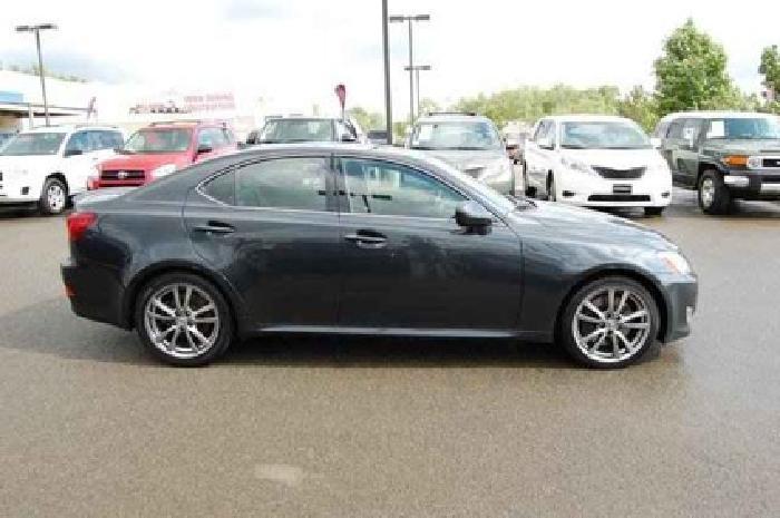 $26,903 2008 Lexus IS 350 350