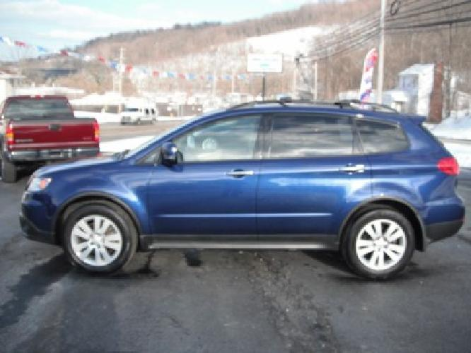 $26,988 2011 Subaru Tribeca AWD Limited, 3RD Row, Leather, Roof, Navigation, DVD, Super