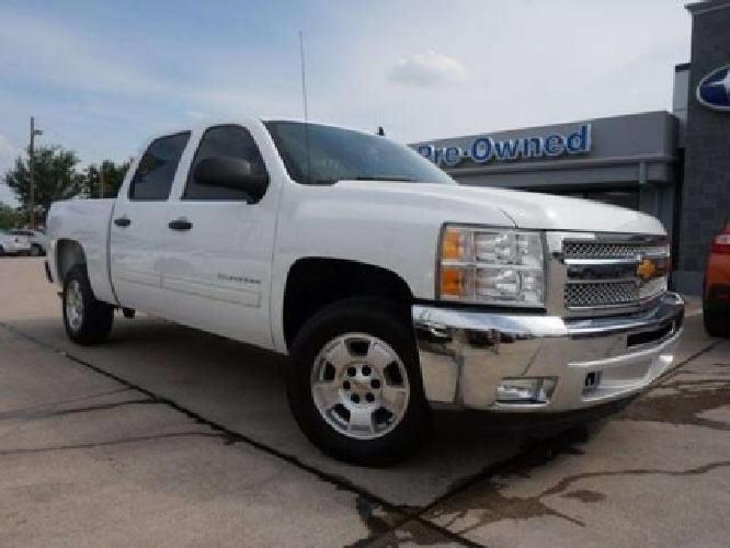 Capitol Chevrolet Austin Tx >> $26,991 2012 Chevrolet Silverado 1500 LT for sale in Denton, Texas Classified | ShowMeTheAd.com
