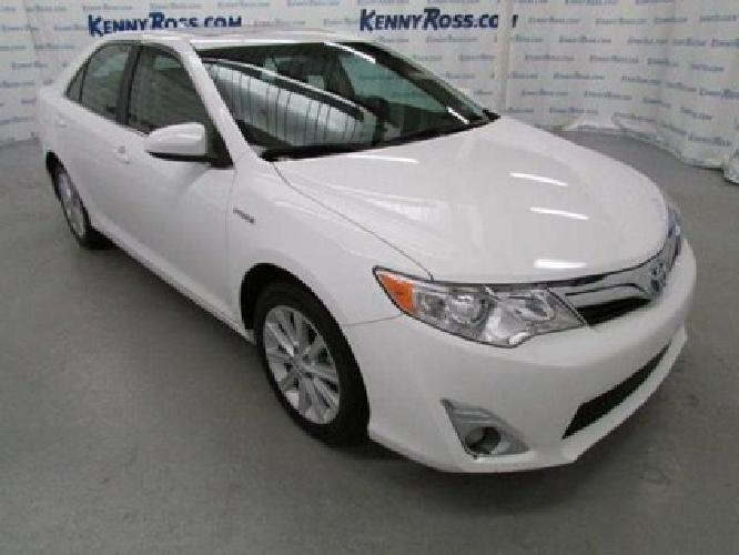 $26,994 2012 Toyota Camry Hybrid XLE