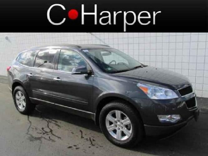 $26,999 2012 Chevrolet Traverse