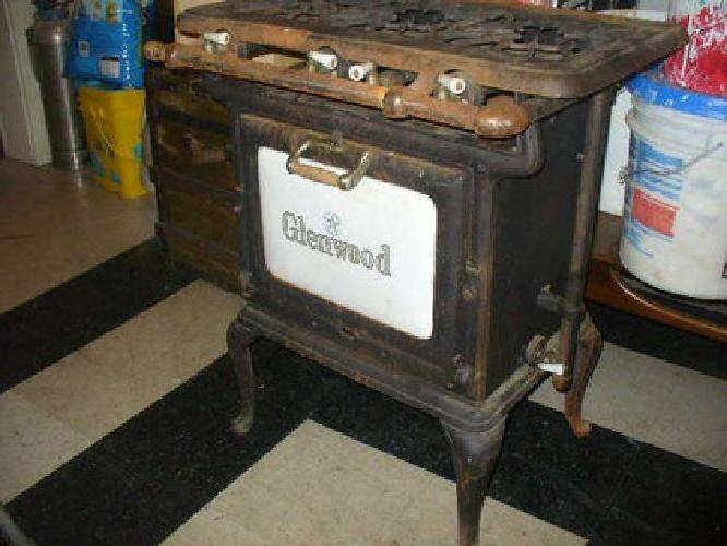 275 antique glenwood gas stove c 1920 for sale in boston massachusetts classified. Black Bedroom Furniture Sets. Home Design Ideas