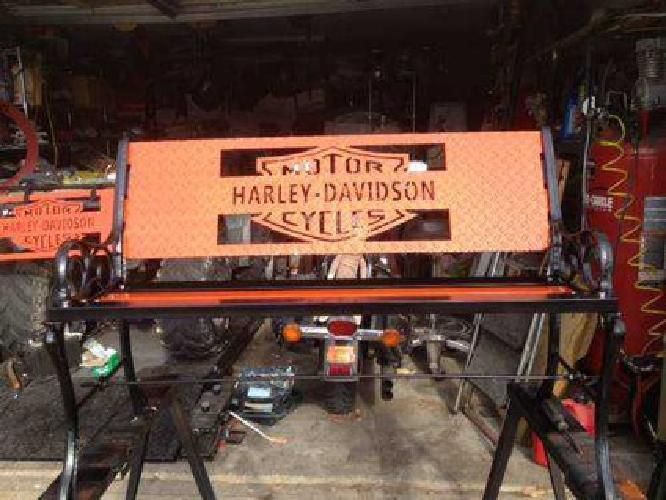 Harley Davidson For Sale San Antonio Tx >> $275 Harley Davidson Garden Bench for sale in Fort Worth, Texas Classified | ShowMeTheAd.com