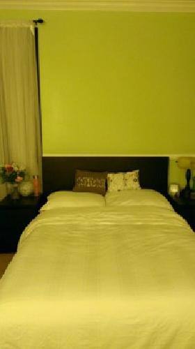 $275 IKEA MALM Bed set (frame, base, and mattress) - FULL size -