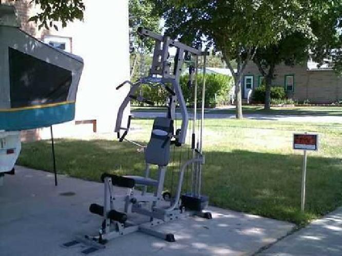 powerhouse elite weight machine