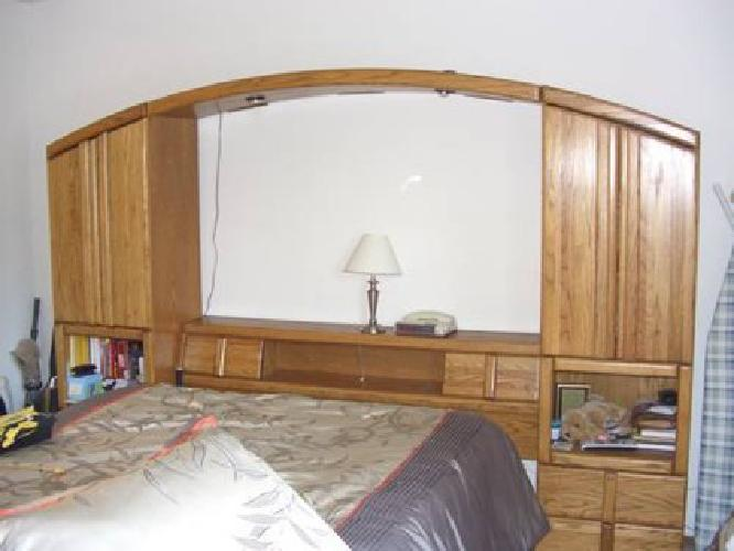 Queen Box Spring With Drawers, Queen, Free Engine Image For User ...