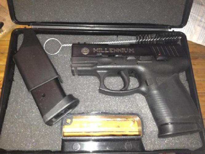 $275 Taurus Millenium 145 Pro  45 ACP Subcompact Handgun for