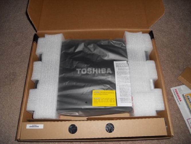 $275 Toshiba Satellite Laptop