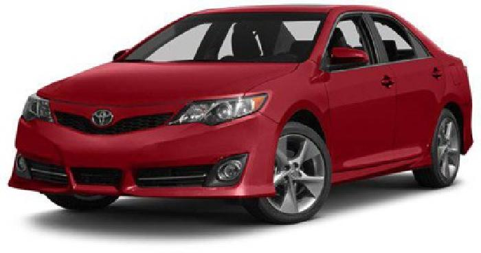 $27,430 2014 Toyota Camry SE