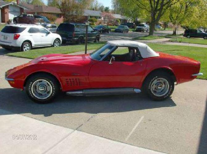 1970 Corvette Convertible For Sale Related Posts