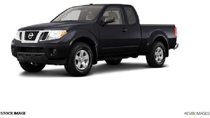 $27,585 2012 Nissan Frontier SV